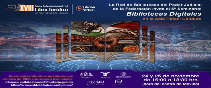 Conferencia bibliotecas digitales