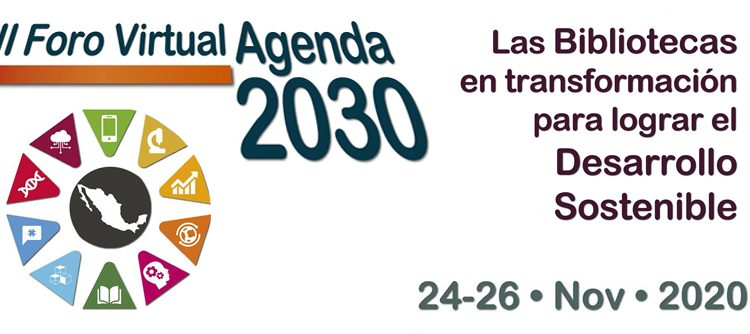 Banner Foro Agenda 2030